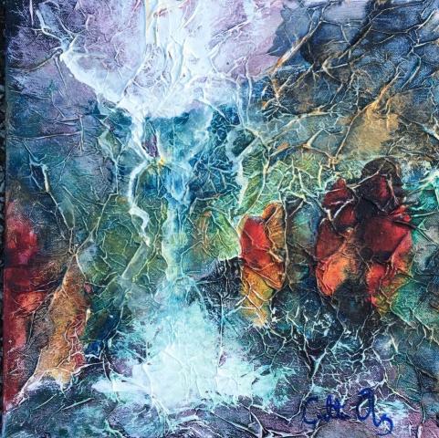 köpa konst abstrakt